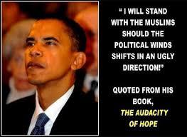 Billedresultat for obama and islam