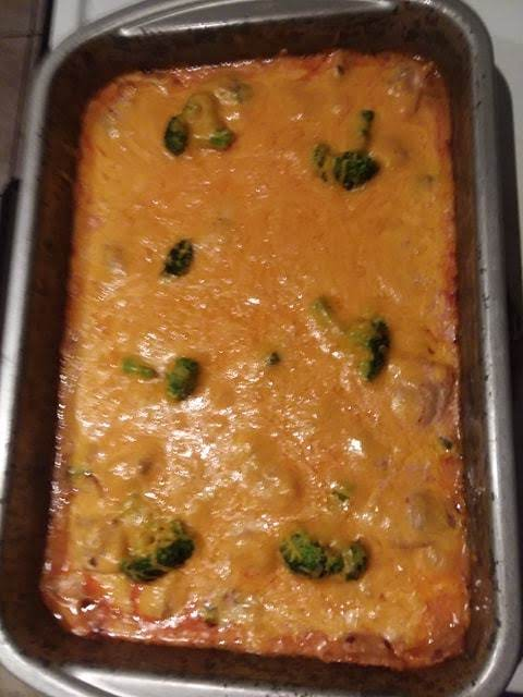 Baked Ravioli And Broccoli Recipe