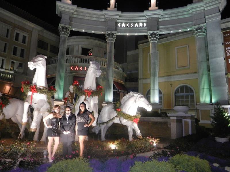 Photo: @ Caesars Hotel & Casino