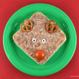 Reindeer Sandwich Thin
