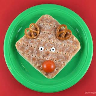 Reindeer Sandwich Thin.