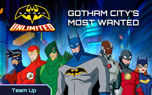 Batman: Gotham's Most Wanted Screenshot