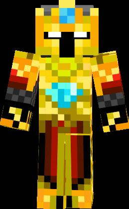King Arthur Nova Skin