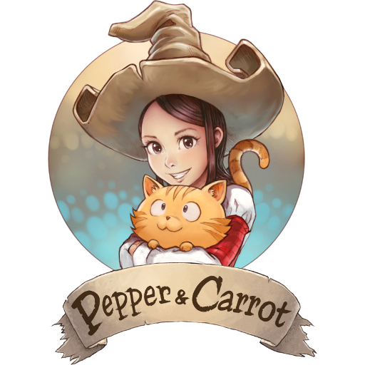 Pepper & Carrot