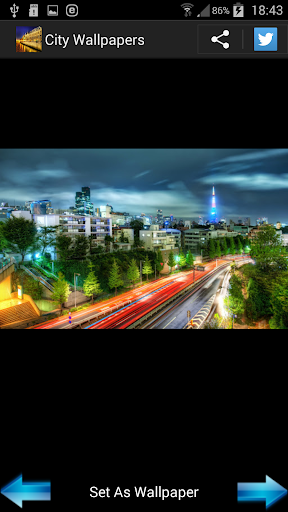 玩個人化App City Wallpapers免費 APP試玩