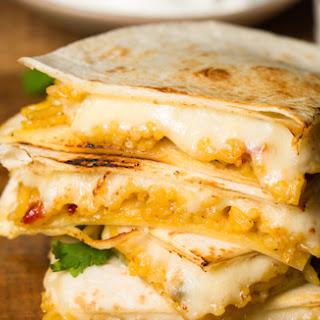 Cheese 'N Rice Quesadillas