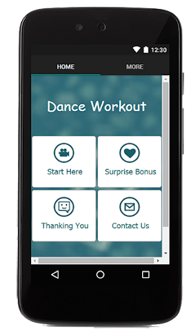 android Dance Workout Guide Screenshot 0