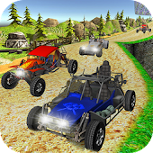 Buggy Car Stunt Crazy Dangerous Racing