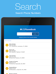 Download USPhoneBook: Lookup Phone Numbers & Reverse Call for