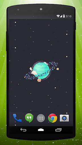 Neptune Live Wallpaper