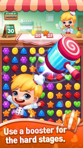 Sweet Candy POP : Match 3 Puzzle screenshots 6