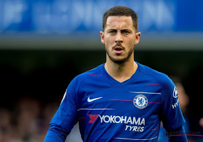 L'ailier de Chelsea Eden Hazard s'est prononcé sur le conflit entre son coach Sarri et son gardien Kepa