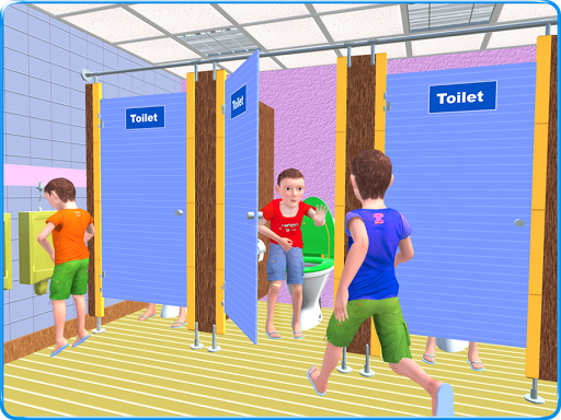 Kids Toilet Emergency Pro 3D android2mod screenshots 11