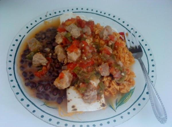 5 Ingredient Pork Chili Recipe