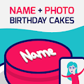 Birthday Cake With Name And Photo download