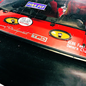 スプリンタートレノ AE86 昭和62年式GT-APEXのカスタム事例画像 F.F.R ざっくぅ(-Aさんの2019年08月27日18:51の投稿