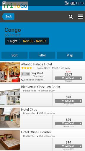 Hotels Congo by tritogo.com