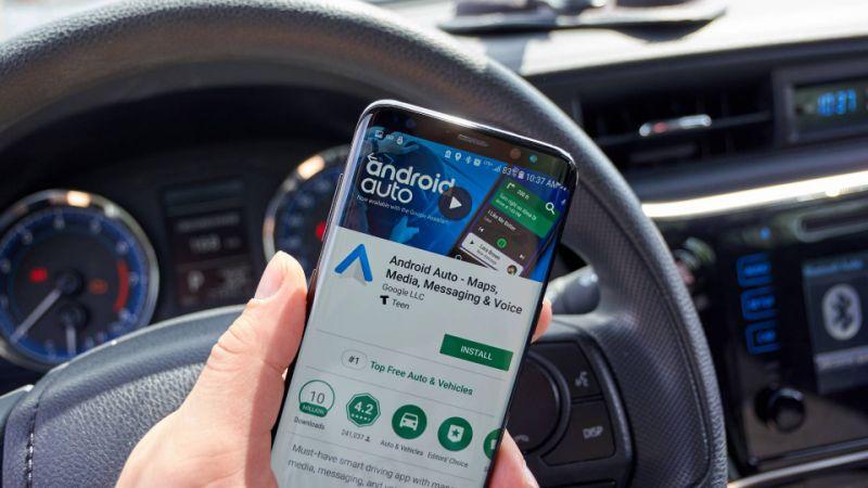 Toyota finalmente adotará o suporte ao Android Auto em seus