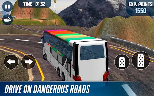 Offroad Bus Mountain Simulator 1.0 screenshots 1