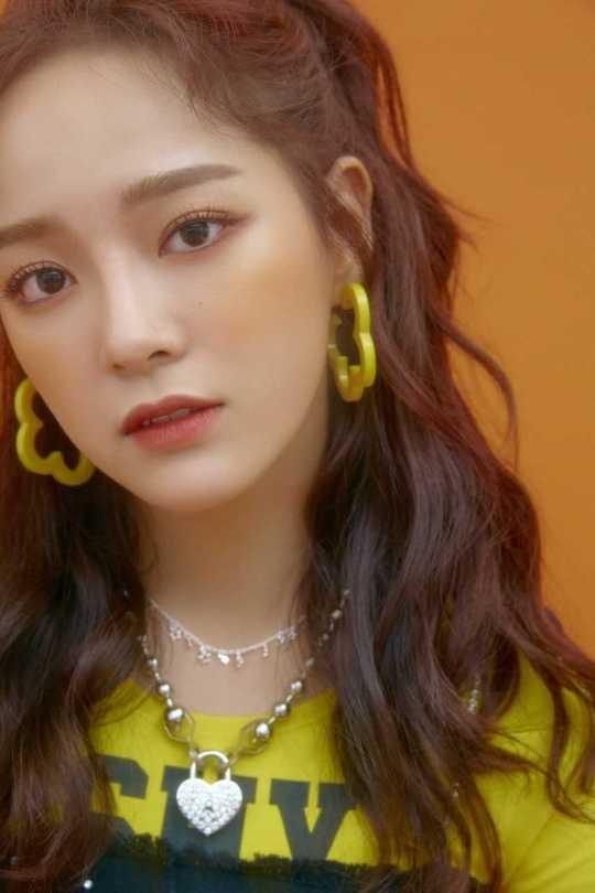 sejeong solo comeback