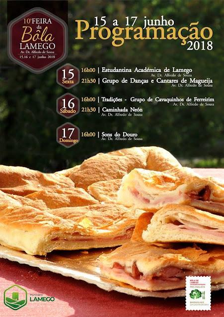 Feira da Bôla mostra riqueza gastronómica de Lamego