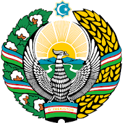 App Icon for Districts of Uzbekistan App in Czech Republic Google Play Store