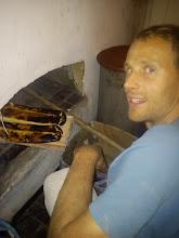 Photo: Zkoušíme péct v chlebové peci