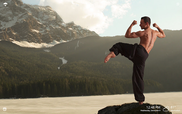 Martial Arts HD Wallpapers New Tab Theme
