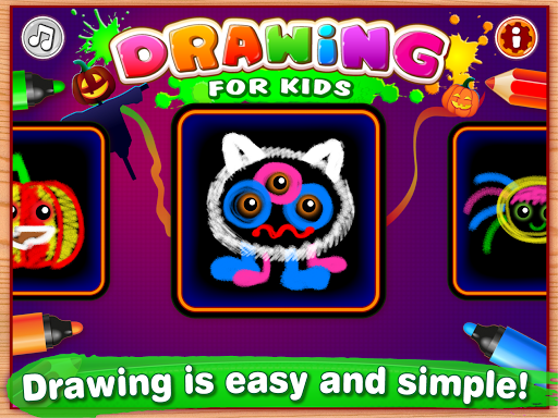 Drawing for Kids and Toddlers! Painting Apps 1.0.1.1 screenshots 6
