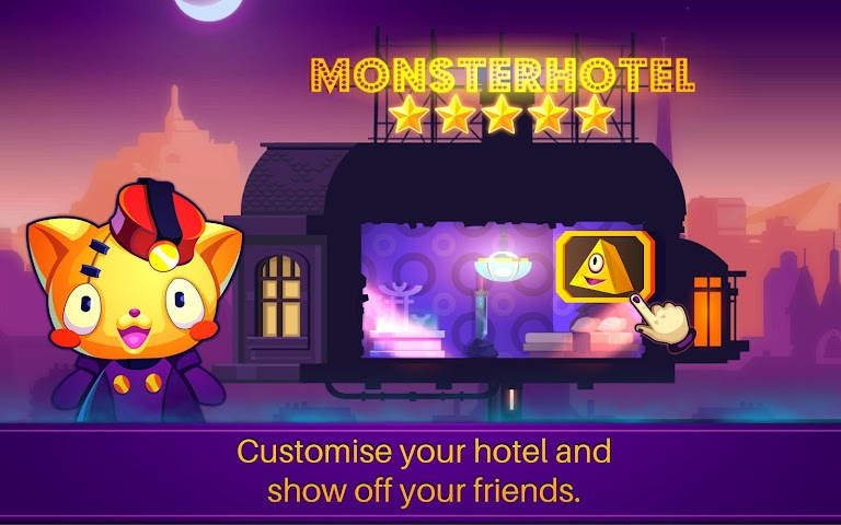 android Monster Hotel Screenshot 8