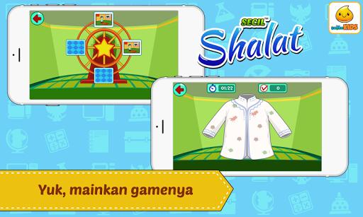 Belajar Shalat + Suara  screenshots 5