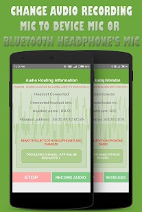 Bluetooth Ear (With Voice Recording ) - náhled