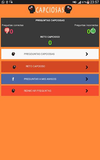 Preguntas Capciosas 1.6 screenshots 2