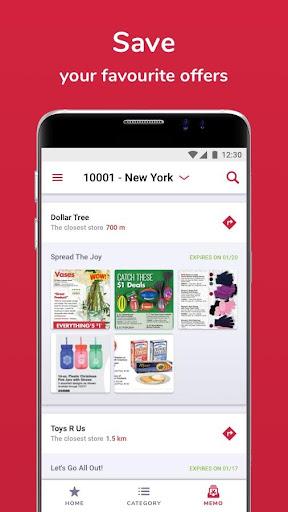 Shopfully - Weekly Ads & Deals 8.5.8 screenshots 7