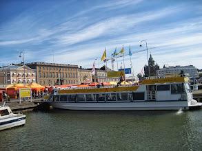 Photo: Tour Boat south Harbour Helsinki