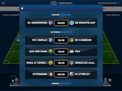 Profcoach- screenshot thumbnail