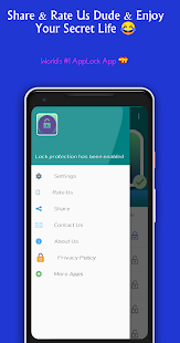 AppLock & Gallery Vault - ABC AppLocker Screenshot