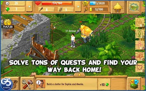 Island Castaway®: Lost World™ v1.4