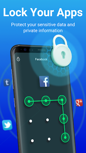 MAX AppLock - Fingerprint Lock, Security Center 1.4.7 screenshots 1