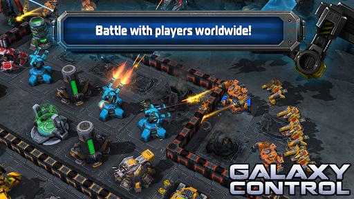 Galaxy Control: 3D strategy  screenshots 17