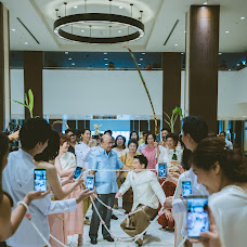 Wedding photographer Nutnipon Khanthanont (faheverphotogra). Photo of 18.06.2016