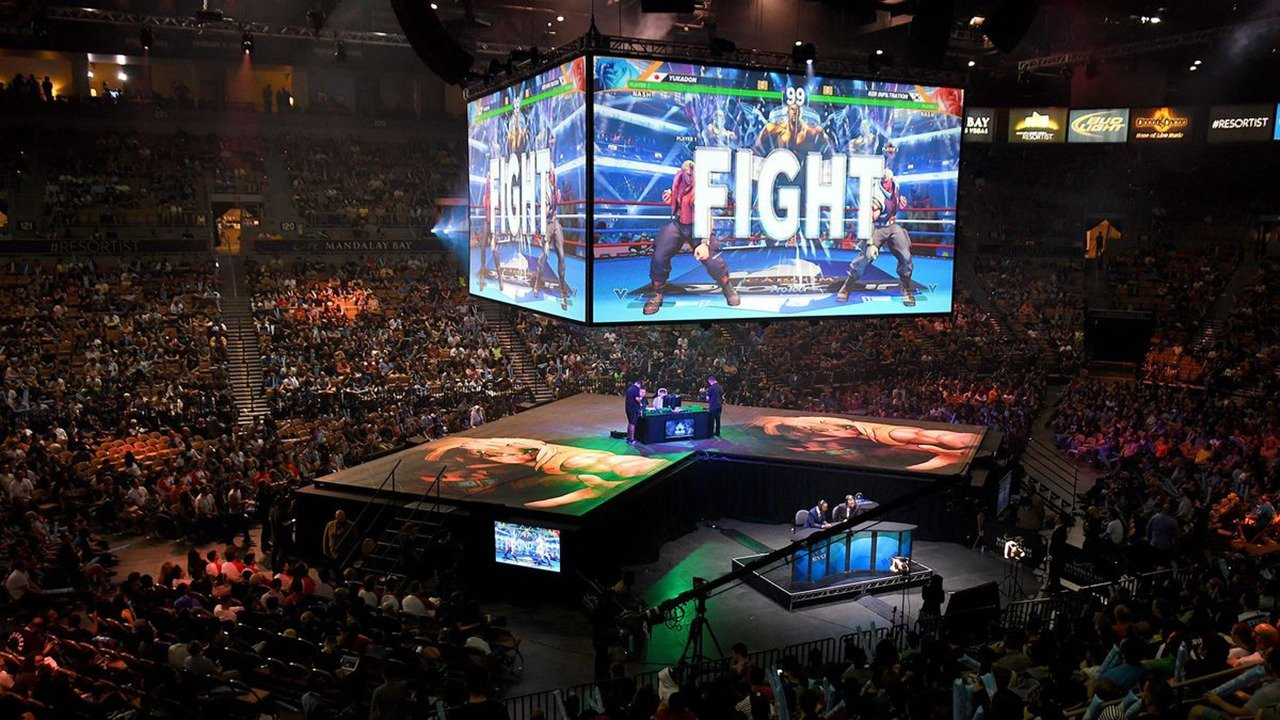 Watch EVO 2017 World Championship: Street Fighter live