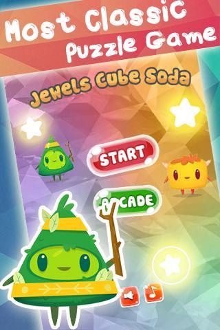 Jewels Cube Soda