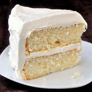 White Cake No Milk Recipes.