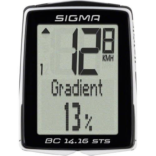 Sigma BC 14.16 STS Wireless Cycling Computer
