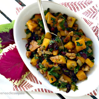Fragrant And Fruity Winter Squash Saute