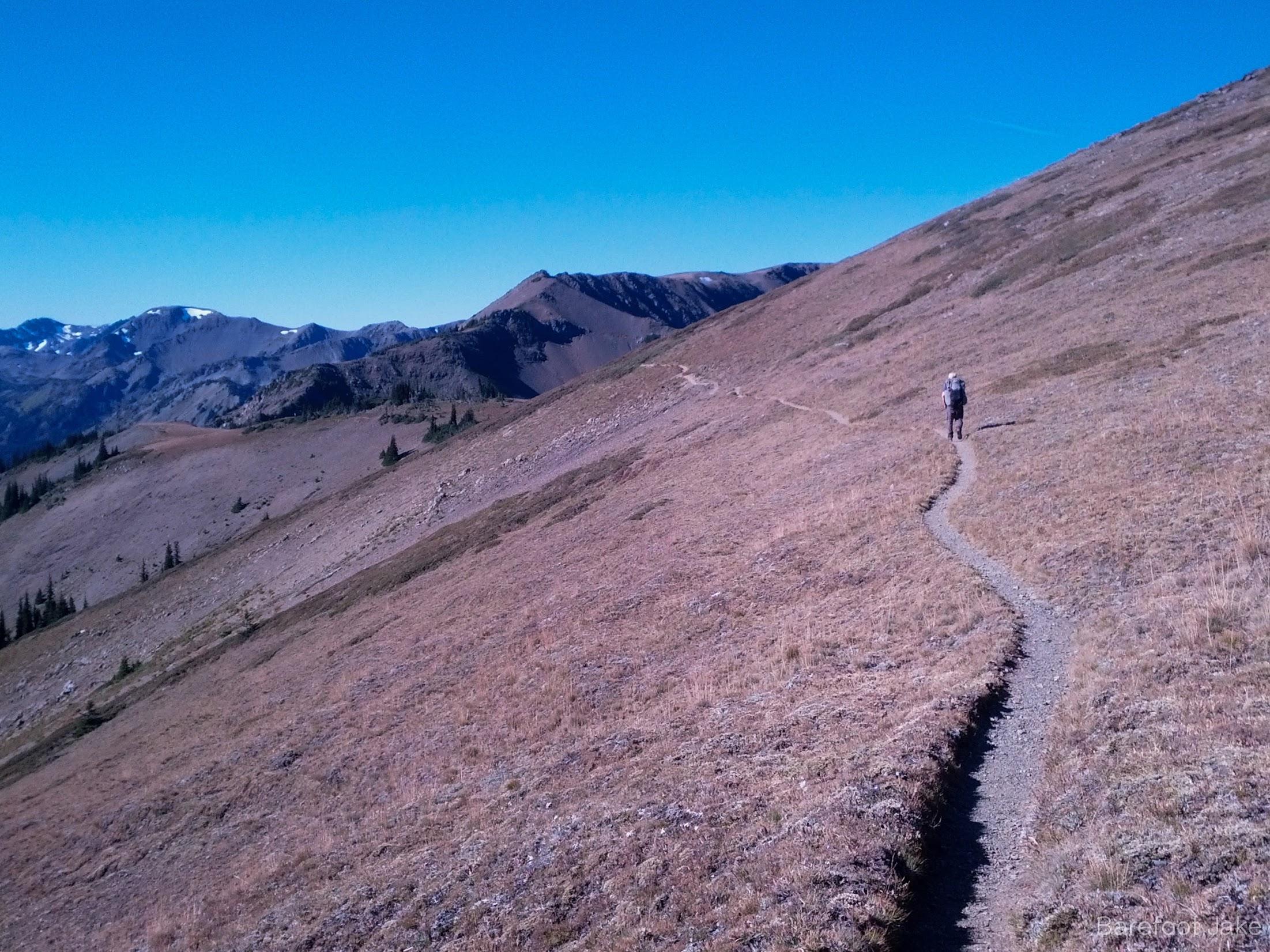 Obstruction Ridge