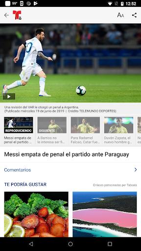 Telemundo Puerto Rico screenshot 1