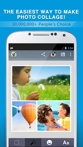 Lipix - Photo Collage & Editor screenshot 1