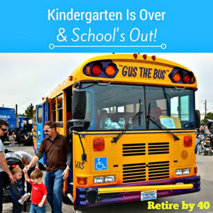 Kindergarten Is Over & School's Out! thumbnail